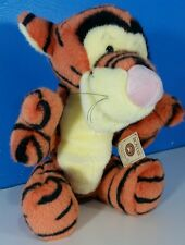 Disney Tigger Jointed Plush Stuffed animal NWT l5 in  The Head Bean collection