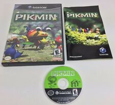 Pikmin Nintendo GameCube - BLACK LABEL - COMPLETE w/ CASE MANUAL DISC - TESTED