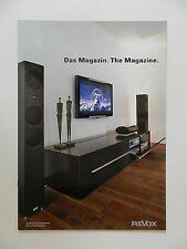 Revox das Magazin the magazine