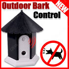 Puppy Dog Ultrasonic Outdoor Stop Bark Anti Barking Control System Device Unit