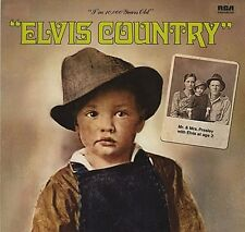 Elvis Presley | I'm 10,000 Years Old - Elvis Country | RCA - NL 83956 | Vinyl NM