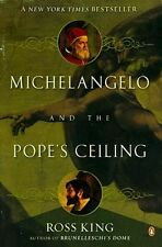 NEW Michelangelo Sistine Chapel Pope Julius 16thC Renaissance Italy Royal Court