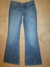 Juicy Couture Flare Womens Blue Denim Jeans Size 29 T x 33  USA 20286JB