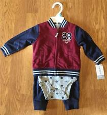 NWT Boys CARTER's Football Fall Outfit 6 Months