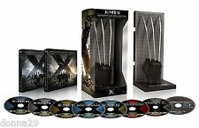 X-Men and Wolverine The Adamantium Collection 7-Film Blu-ray Limited Edition New