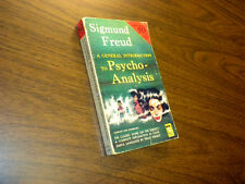 SIGMUND FREUD A GENERAL INTRODUCTION TO PSYCHOANALYSIS Perma paperback 1953