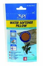 AQUARIUM PHARMACEUTICALS WATER SOFTENER PILLOW API SIZE 5. FREE SHIP IN THE USA