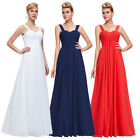 Long Prom Bridesmaid Beach Dress Formal Evening Party Cocktail Maix Ball Gowns