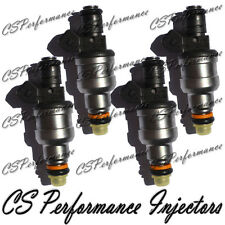 Bosch Flow Matched Fuel Injector Set for Audi 1.8 TURBO 0280150447 (4)