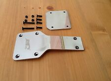 HPI BAJA ALLOY KM FRONT REINFORCEMENT CHASSIS PLATE FOR HPI BAJA 5B,5T,2.0,KM
