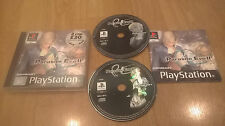 SONY PLAYSTATION 1 PS1 PAL PARASITE EVE II SUPERB COPY TESTED WORKS FREE UK P&P