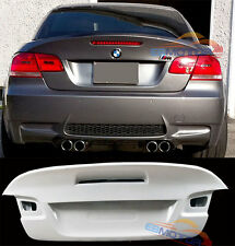 UNPAINTED Csl Style Rear Boot Trunk For BMW E93 Covertible E93 M3 08-13 B385F