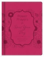 Power Prayers to Start Your Day Devotional Journal by Barbour Publishing...