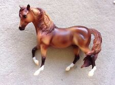 Rare Retired Breyer Horse #1409 Let's Go Riding English Chestnut Marabella 2010