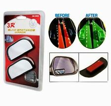 3R Rectangle Car Blind Spot Side Rear View Mirror For All Cars