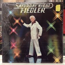 SEALED LP~ARTHUR FIEDLER~Saturday Night Fever~[OG 1979 MIDSONG~