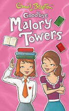 NEW (12)  GOODBYE MALORY TOWERS ( MALORY TOWERS book )  Enid Blyton 1L
