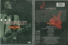 DVD - JEFF BUCKLEY EN CONCERT A CHICAGO / HALLELUJAH / NEUF EMBALLE - NEW SEALED