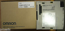 OMRON CQM1-CPU11-E CPU unit 16 built-in DC inputs 128 I/O max 3.2K words 1K DM