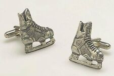 NEW Ice Hockey Boots Cufflinks Cuff Links 9203