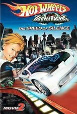 GET HOT WHEELS ACCELERACERS THE SPEED OF SILENCE MOVIE 2 DVD