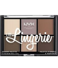 NYX Lid Lingerie Shadow Palette - Sealed - New Release