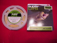 Air Flo Fly Line Kelly Galloup Nymph/Indicator Fly Line WF8F GREAT NEW