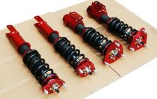 Hardness Ajustable kit fits for Mitsubishi EVO 7 8 9 Coilover Suspension Spring