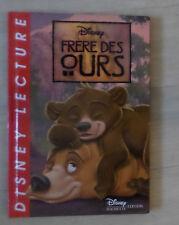 Disney Lecture Frère des Ours