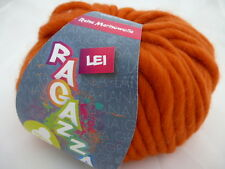 Lana Grossa Ragazza Lei Farbe 082 orange 50g