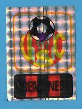 CALCIO FLASH '85-LAMPO-Figurina n.- CREMONESE - SCUDETTO -NEW