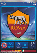 2014/15 Adrenalyn XL Champions League AS ROMA Card No.24