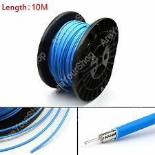 10m RG402 RF Coaxial Cable Connector Semi-rigid RG-402 Coax Pigtail 32ft