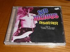 sid vicious - disorder - live at the electric ballroom,camden,london,1978 - NEW