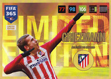 GRIEZMANN LIMITED EDITION Panini Adrenalyn XL FIFA 365 2017