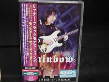RITCHIE BLACKMORE'S RAINBOW Memories In Rock - Live In Germany JAPAN Blu-Ray+2CD
