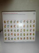 Birds and Flowers of the Fifty States A Collection of US Commemorative Stamps23