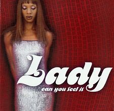 LADY: can you feel it/CD (dance pool Dan 500734 2) - NUOVO