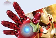 8GB Iron Man USB 2.0 Avengers Hand Flash Drive Memory Stick USB Pen Drives