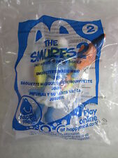 2013 McDonalds Smurfs 2 Happy Meal  Smurfette  toy # 2
