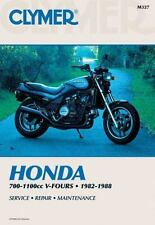 Honda - 700-1100cc V-Fours, 1982-1988 by Clymer Publications Staff and Inc. Edit