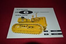 Allis Chalmers HD-6 Dealer's Brochure YABE11 ver3
