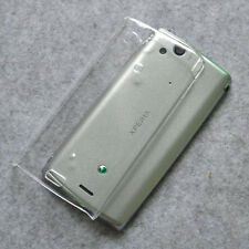 New Crystal Clear hard case DIY cover for Sony Xperia Arc lt15i Arc S lt18i