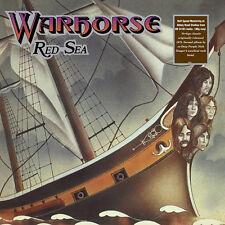 WARHORSE - Red Sea (NEW*LIM.BLACK V.*180gr.*REPERTOIRE REC.*DEEP PURPLE)