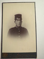 Fristad - Soldat ? in Uniform - Regiment Nr. 15 - Nr. 8 an Mütze / CDV Schweden