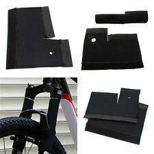1Pair/2X Cycling MTB Bike Bicycle Front Fork Protector Pad Wrap Cover Set WB