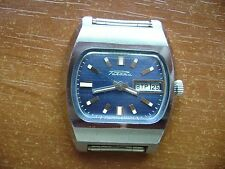 VINTAGE Russian Soviet WATCH RAKETA  - TV