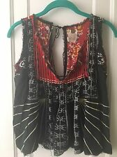 Free People FP One Blouse, Open Back