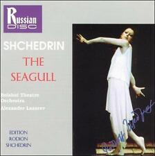 Shchedrin # The Seagull Bolshoi Theatre Orchestra Lazarev (Russian Disc) CD