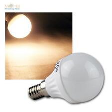 5 LED-Tropfen-Lampen E14 5W warmweiß, 400lm, Leuchtmittel, Birne E-14 Glühbirne